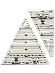 TRI-RECS(tm) Tools Ruler Set