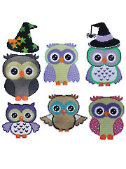 Spooktacular Owl Decor - Electronic Download