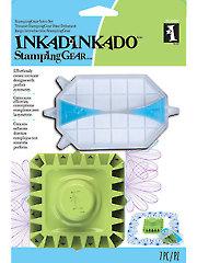 Inkadinkado� Stamping Gear� Intro Square & Rectangle Set