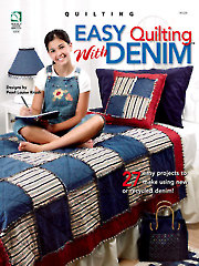 Easy Quilting With Denim - Electronic Download