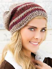 Gemini Hat Knit Pattern