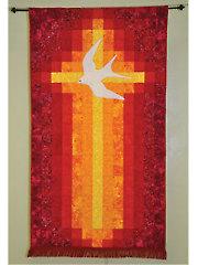 Pentecost Banner of Faith Quilt Pattern