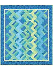 Twist and Turn Quilt Kit