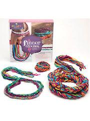 Craft-Tastic� Finger Crochet Kit
