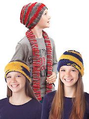 Go Team Knit Accessories