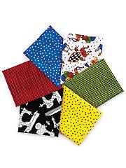 Sew Creative Fat Quarters - 6/pkg.