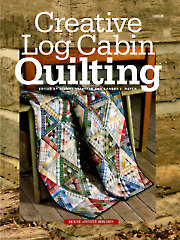 Creative Log Cabin Quilting - Electronic Download