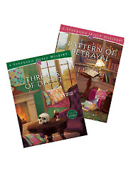 Threads of Deceit & Pattern of Betrayal Book Combo