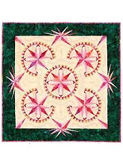 Ribbons of Hope Quilt Pattern