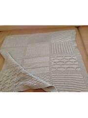 Wee Baby Blocks Knit Patterns