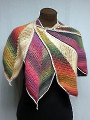 Fall Leaves Wrap
