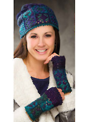 Coldwater Canyon Hat & Mitts