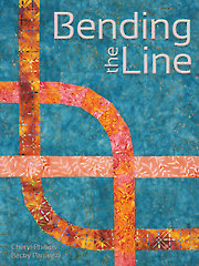 Bending the Line Quilt Book