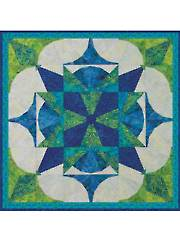 King's Courtyard Quilt Pattern