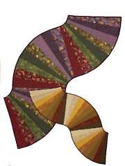 Snappy Splendor Table Runner Pattern