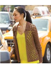 Cairo Textured Jacket