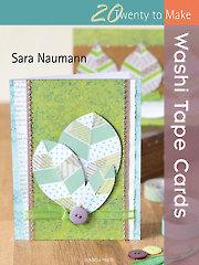 20 to Make: Washi Tape Cards