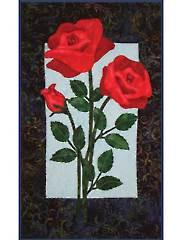 American Rose Laser-cut Wall Hanging Kit