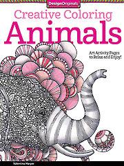 Creative Coloring Animals 707191