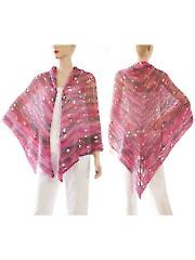 Floating Butterfly Shawl