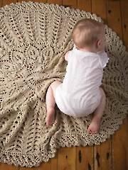 Cecelia Blanket Knit Pattern