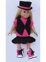 "Fashion Statement for 18"" Dolls"