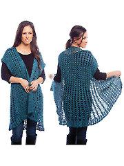 Crochet Swing Jacket