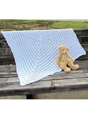 Christening Blanket Knit Pattern