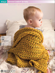 #357 Berroco Comfort for Baby Knit Book