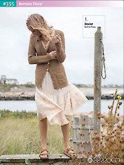 #355 Berroco® Fiora™ Knit Book