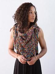 Cimone Scarf Knit Pattern