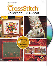 <i>Just CrossStitch</i> 1983-1990 Collection DVD