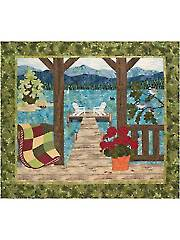 Up North Laser-Cut Quilt Kit
