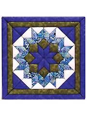Starblock Quilt Magic Kit
