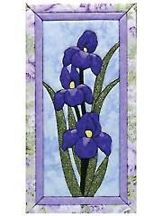 Iris Quilt Magic Kit