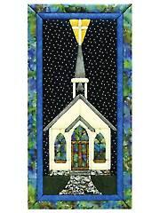 Church Quilt Magic Kit
