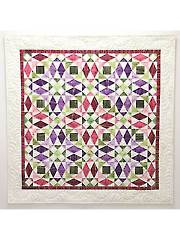Gentle Breeze Quilt Pattern - Electronic Download V429934