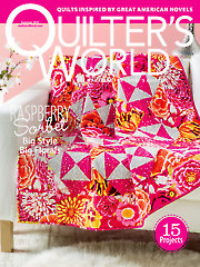 Quilter's World Summer 2015 - Electronic Download VM08186