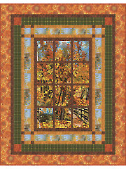 Welcome to the Lake Quilt Pattern - Electronic Download V429939