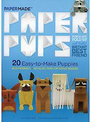 Paper Pups Book