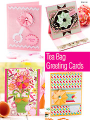 Tea Bag Greeting Cards