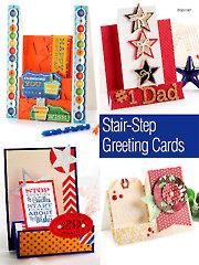 Stair-Step Greeting Cards
