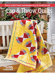 Lap & Throw Quilts Book