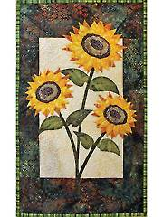 Sunflower Laser-Cut Wall Hanging Kit