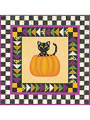 """Not So Spooky Wall Hanging Kit - 28 1/2"""" x 28 1/2"""""""