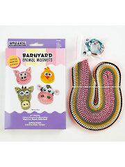 Barnyard Animals Magnet Kit