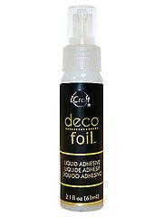 Deco Foil Liquid Adhesive