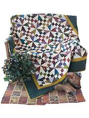 Texas Two Step Quilt Pattern