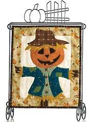 Scaredy Jack Wall Hanging Pattern