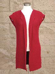 Passionista Vest Knit Pattern